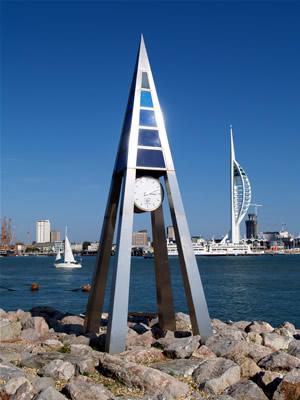 Alan Gandy - Spinnaker Tower, Portsmouth